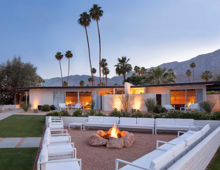 Palm Springs Boutique Hotels - L'Horizon Resort