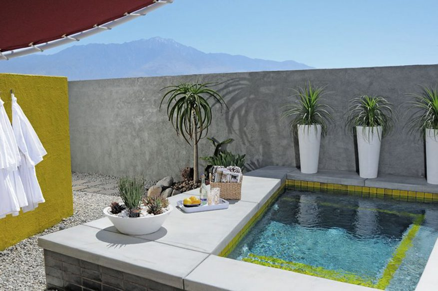 Best boutique hotels Palm Springs - Lautner Compound