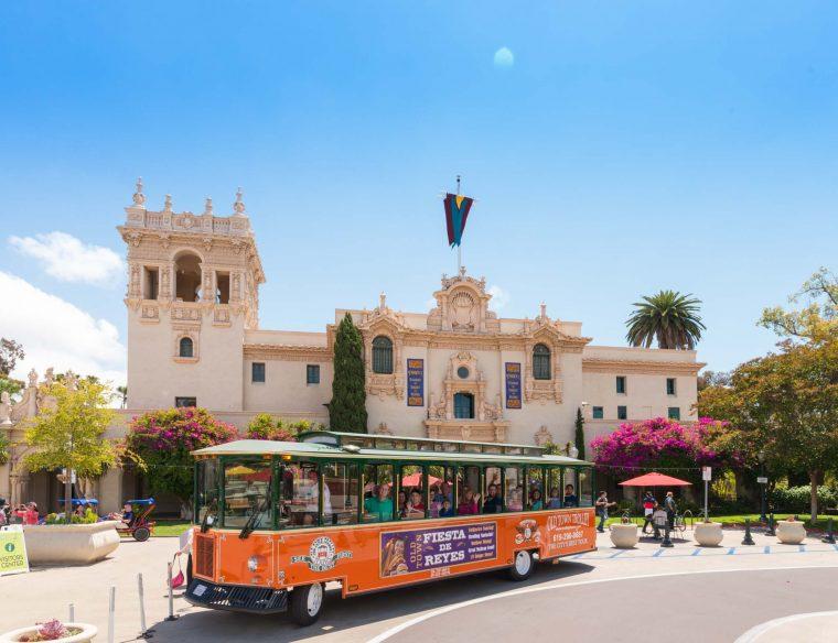 San Diego Itinerary - Balboa Park