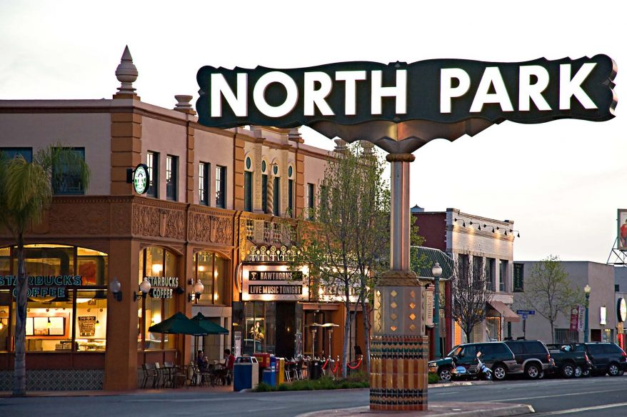 San Diego Itinerary - North Park