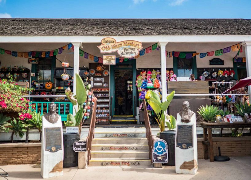 San Diego Itinerary - Old Town San Diego