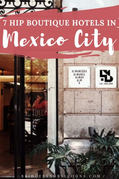 The best Condesa hotels in Mexico City