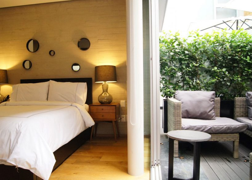 Most hip hotels Mexico City: AR218