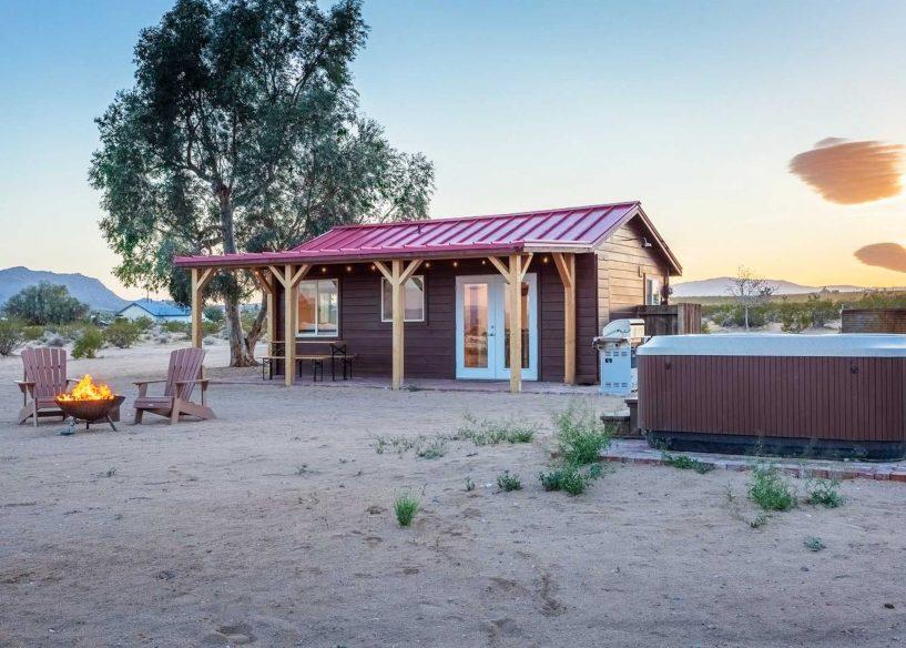 Bell Cabin Joshua Tree