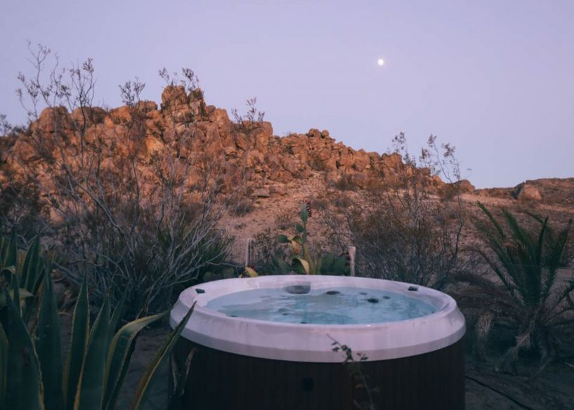 Casita by Joshua Tree House