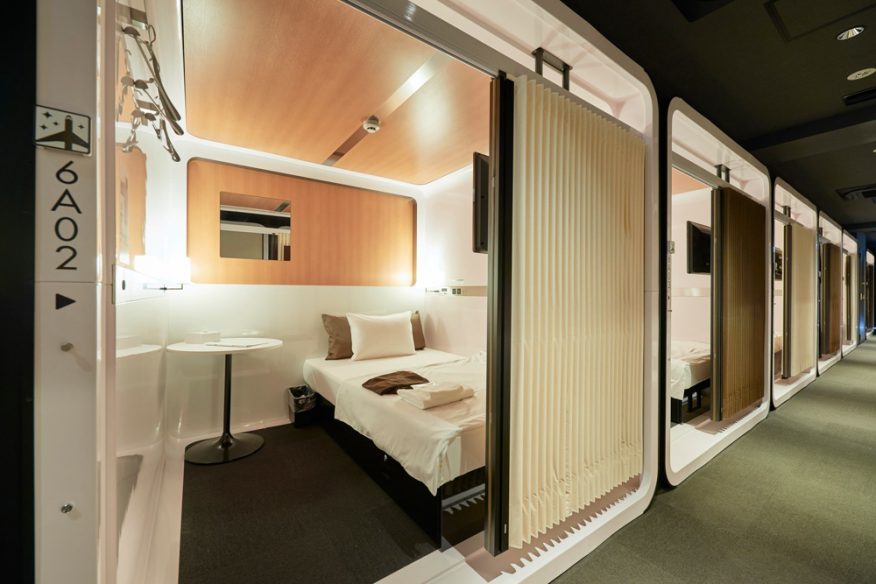 Best Hotels in Japan: First Cabin
