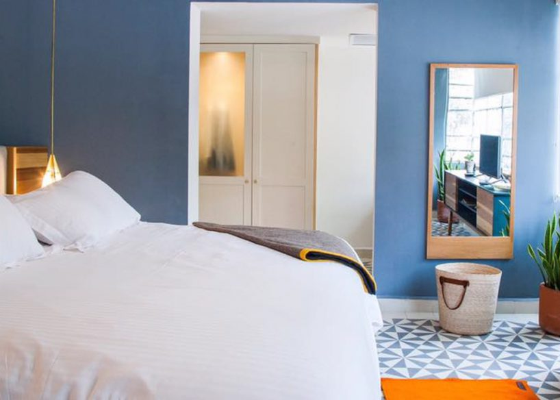 Best Boutique Hotels Mexico City: Hotel Casa Nuevo Leon