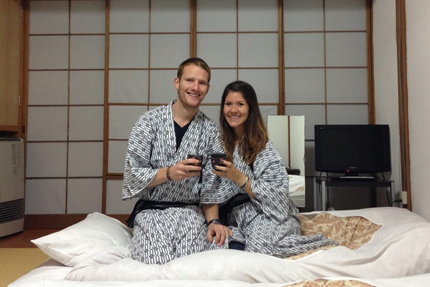 Best Hotel in Japan: Fuji Hakone