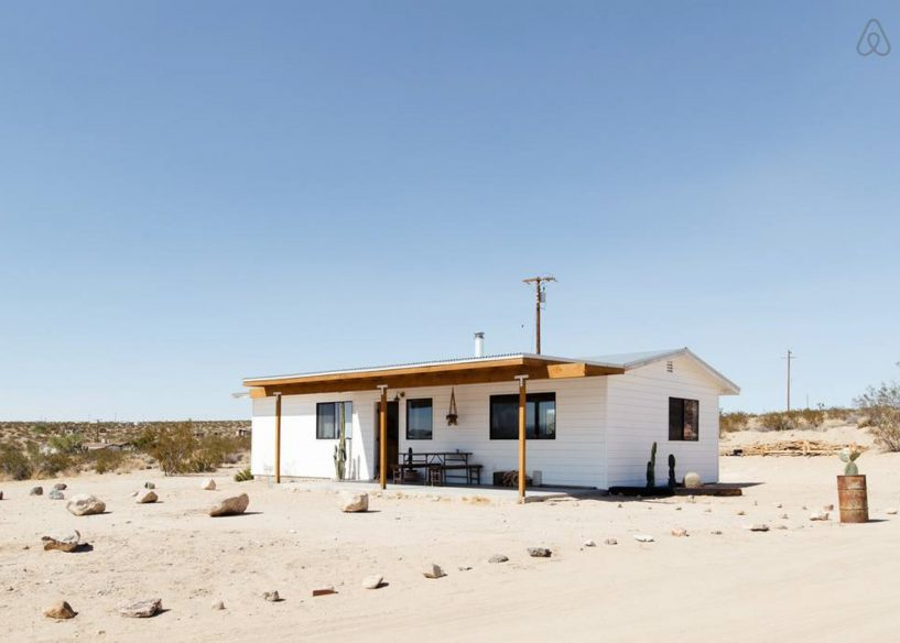 The Most Beautiful (and Hipster) Joshua Tree AirBnB Cabins