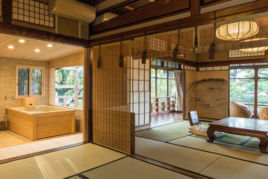 Best Hotels in Japan: Kyoto Nanzenji Ryokan Yachiyo