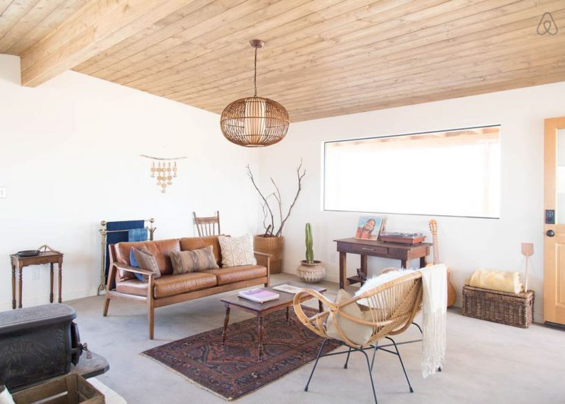 The most stylish Joshua Tree AirBnB cabins