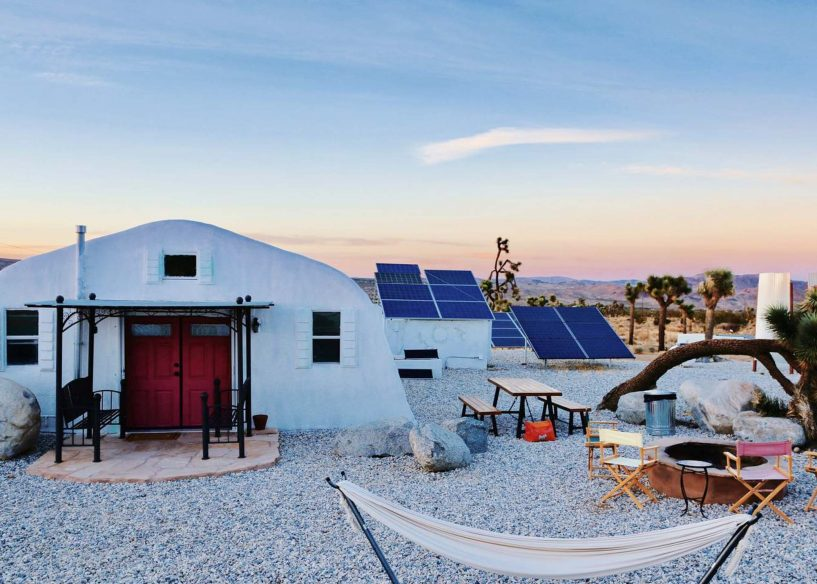 Places to stay in Joshua Tree - Moon Camp