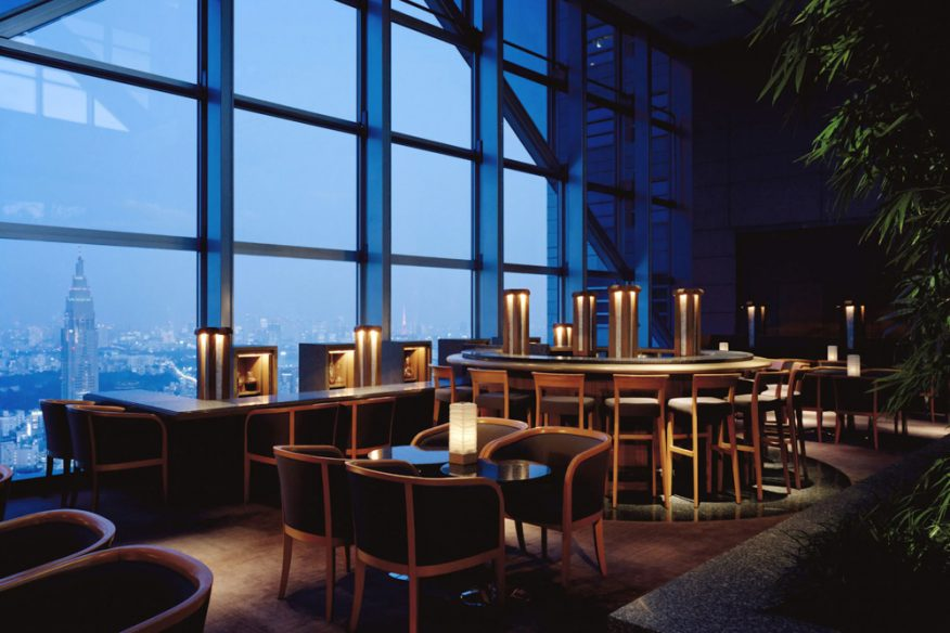 Best Hotels in Japan: Park Hyatt