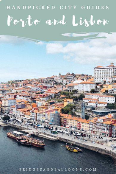 Portugal Road Trip: Porto-Lisbon