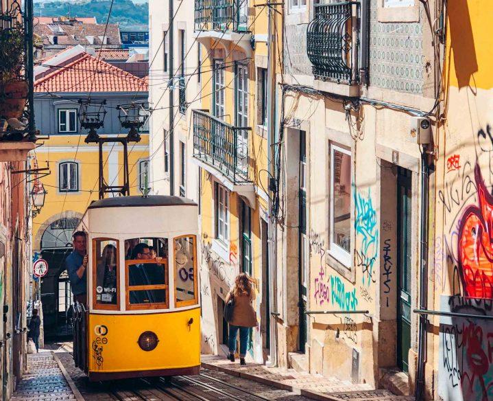 Rua de Bica funicular