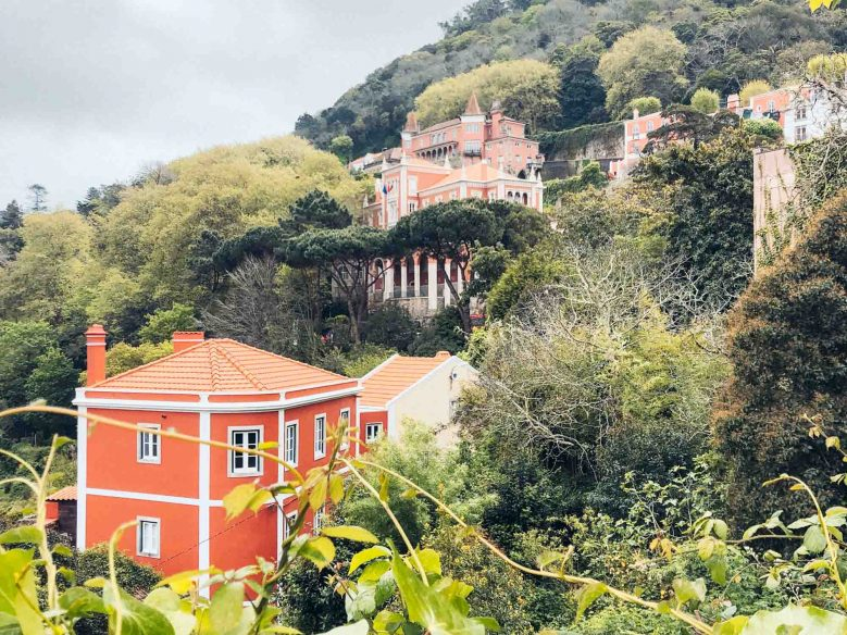 Things to do in Lisbon: Take a day trip to Sintra