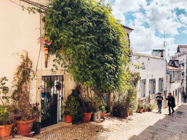 Road trip Portugal - Alfama