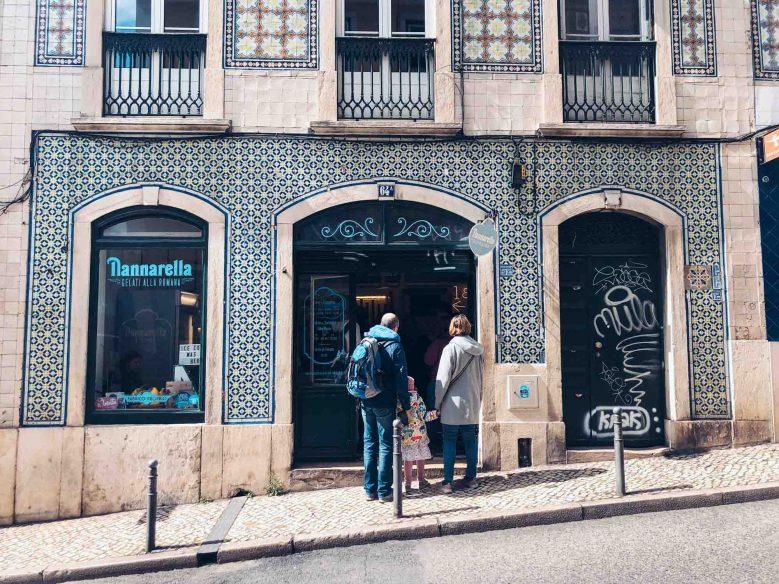 Nannarella Lisbon
