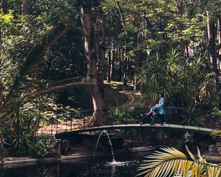 Botanical Gardens, Lisbon