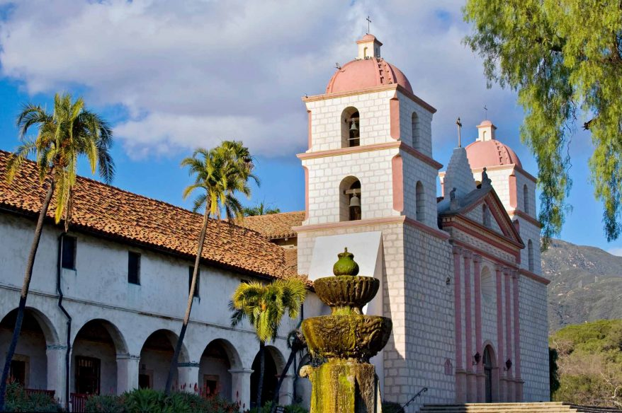 Things to do in Santa BarbaraOld Mission Santa Barbara