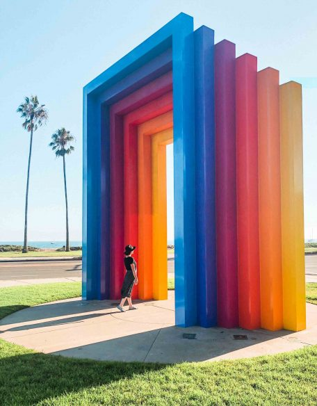 Things to do in Santa Barbara: Chromatic Gate
