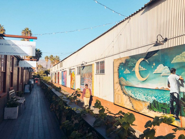 Things to do in Santa Barbara: Funk Zone