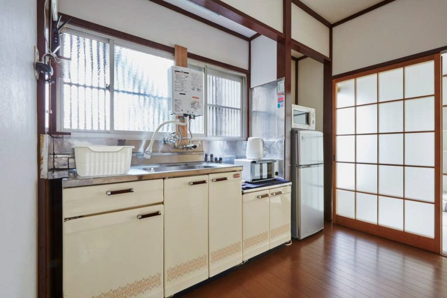 Japanese lifestyle AirBnB