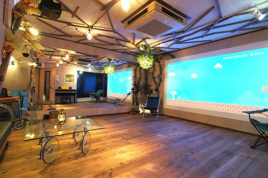 Shinjuku party house AirBnB