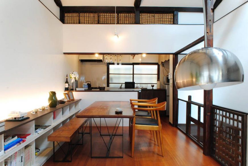 Wooden house airbnb Tokyo
