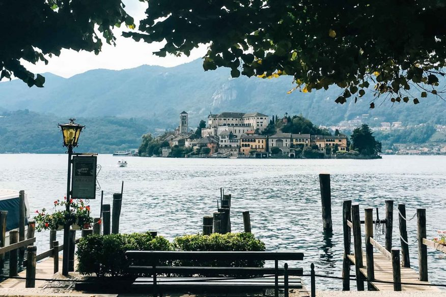Lake Orta - Best Italy Road Trips
