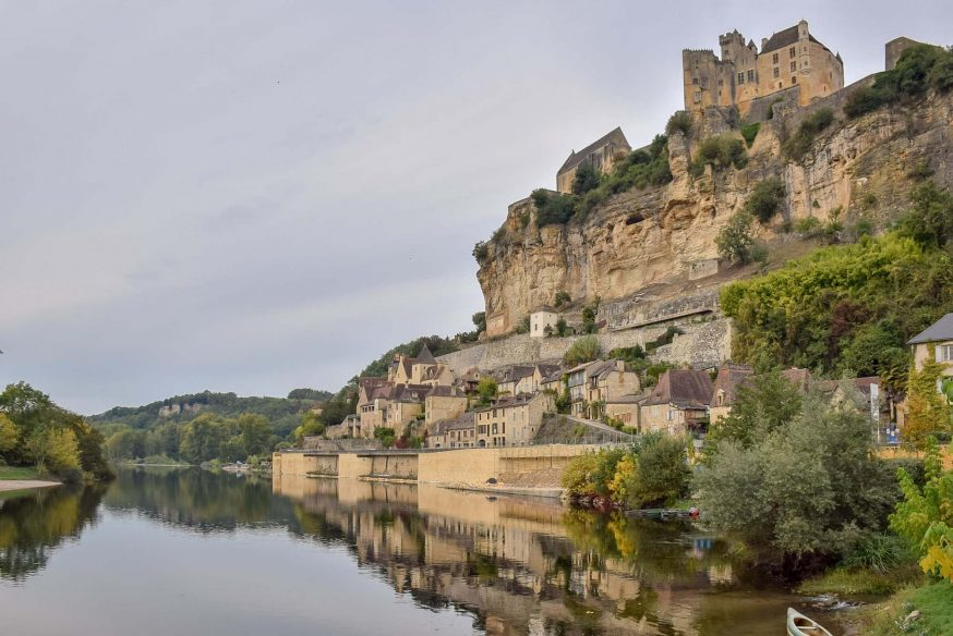 Best road trips in France- Dordogne