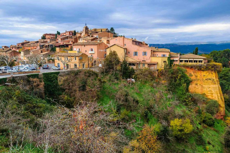 Best road trips in France - Provence