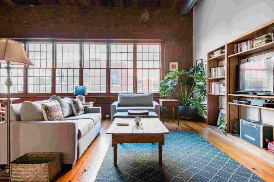Artist loft Airbnb Asheville