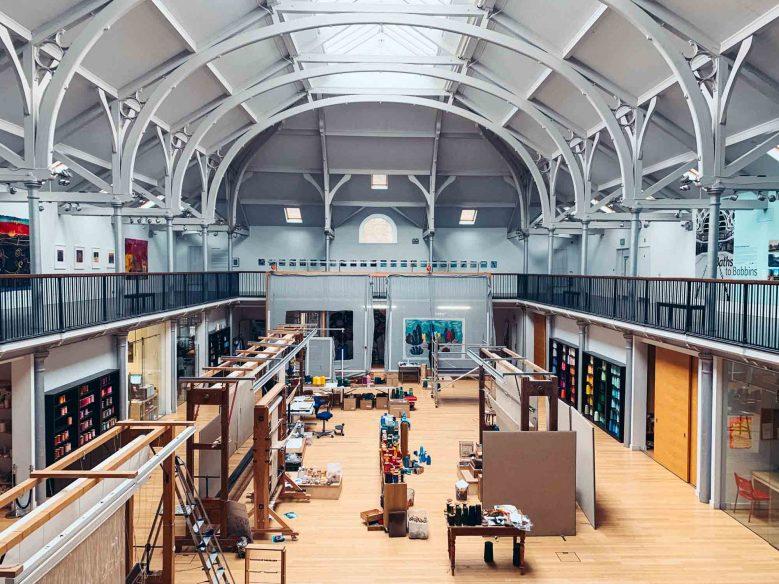 Dovecot Studio Edinburgh