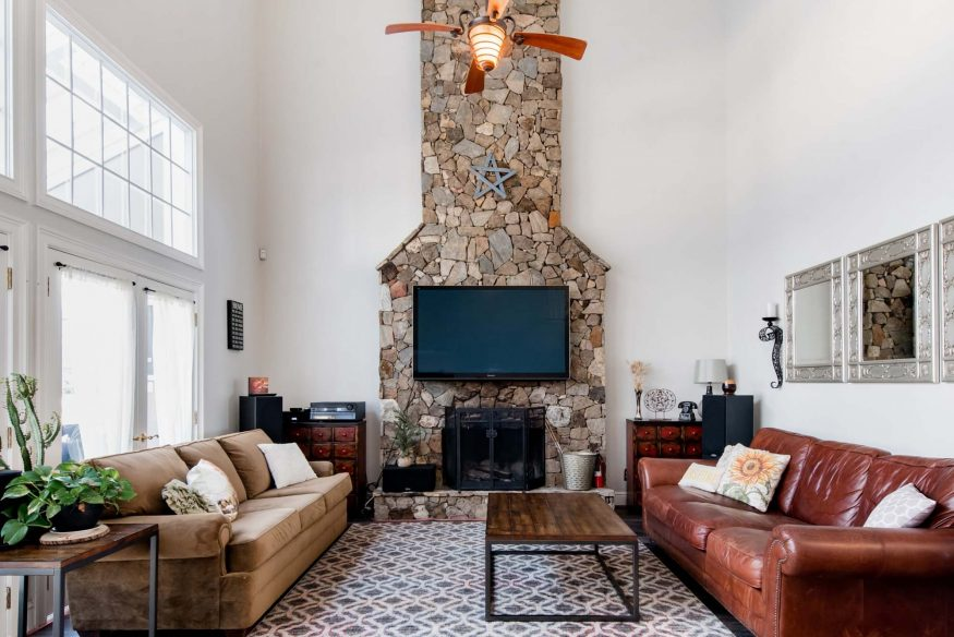 Group house Asheville Airbnb