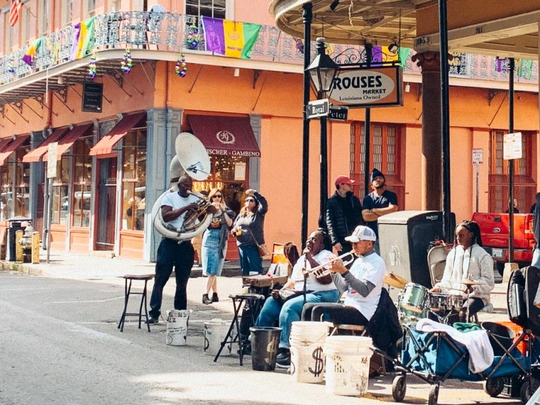 South USA Road Trip - New Orleans