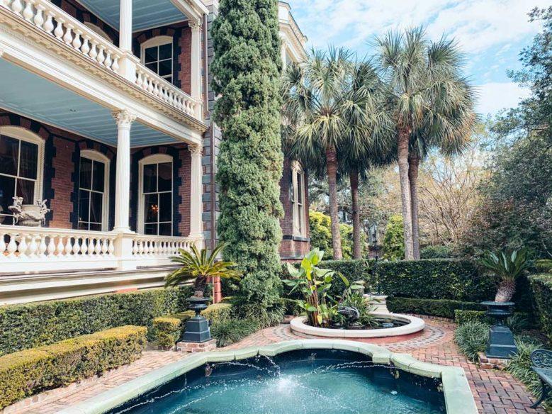 South USA Road Trip - Calhoun Mansion