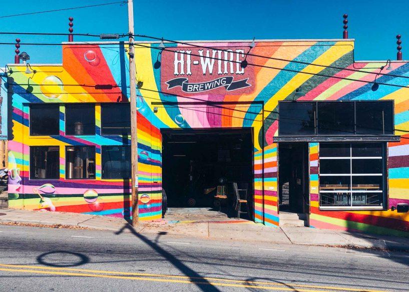 Hi Wire Brewery