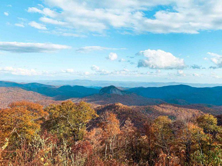Southern USA itinerary - Blue Ridge Parkway