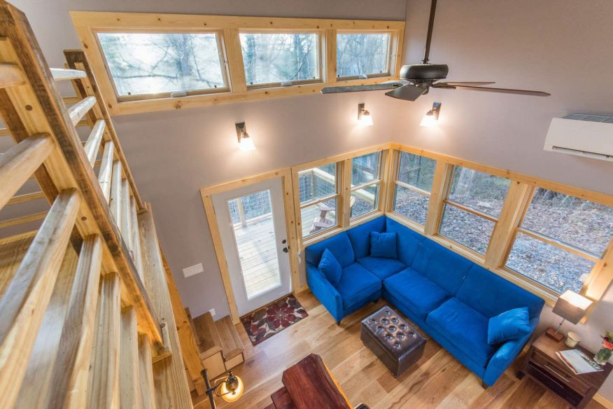 Tiny House Asheville Airbnb