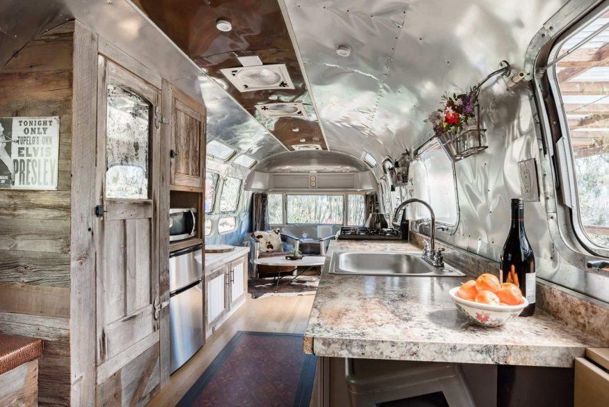 Airstream Organic Ranch - Santa Barbara AIrbnb