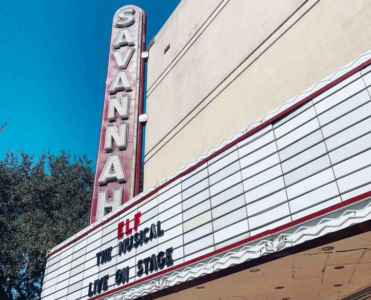 Fun things to do in Savannah - Savannah Theatre