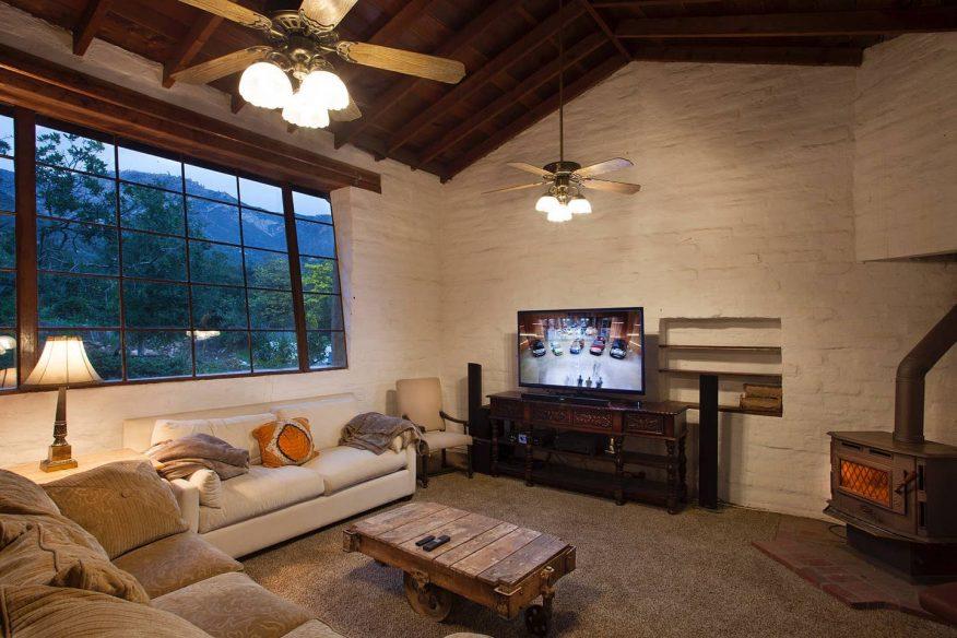 Historical Adobe - Santa Barbara Airbnb