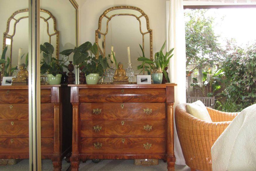 Patio Garden - Airbnb Santa Barbara