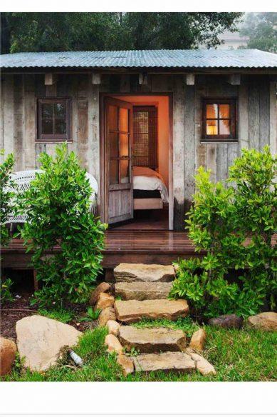 Rustic hiking cabin - Airbnb Santa Barbara