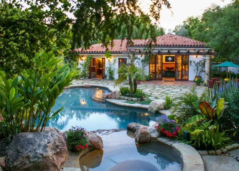 Airbnb Santa Barbara - Cabana las Flores