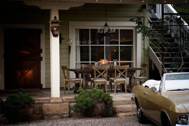 Warm Wooden Barn - Santa Barbara Airbnb