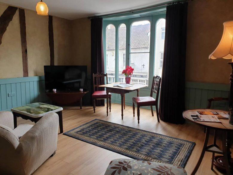 Micklegate apartment - York Airbnb