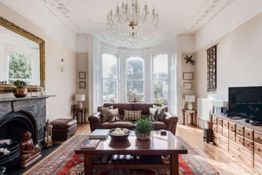 Airbnb Bristol -Grand Victorian