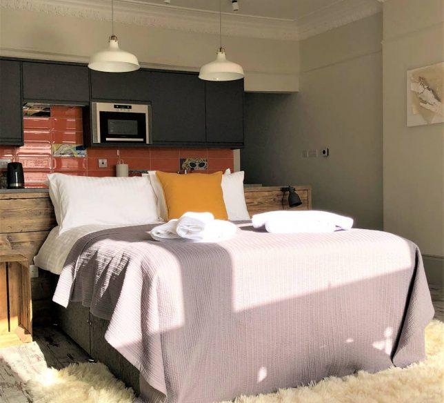 Airbnb Bristol - Higgihaus